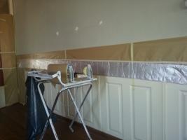 Renovlies behang vanaf 13 50 per m2 incl kitten en sausen for Renovlies behang aanbrengen