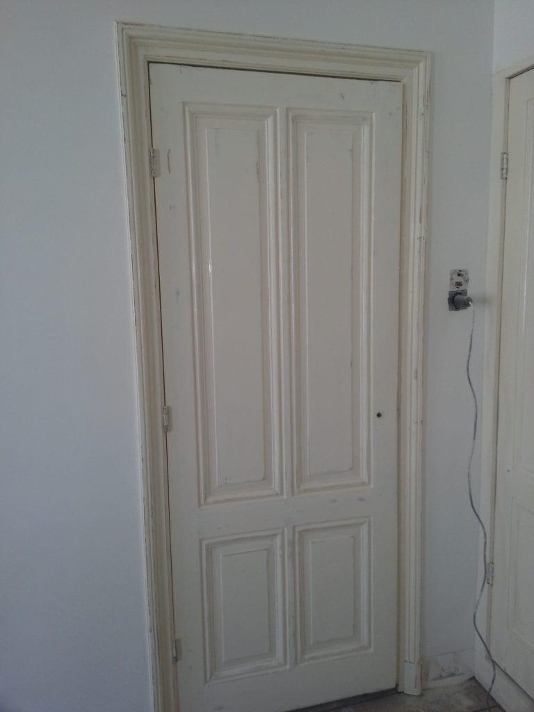 deuren en kozijnen spuiten